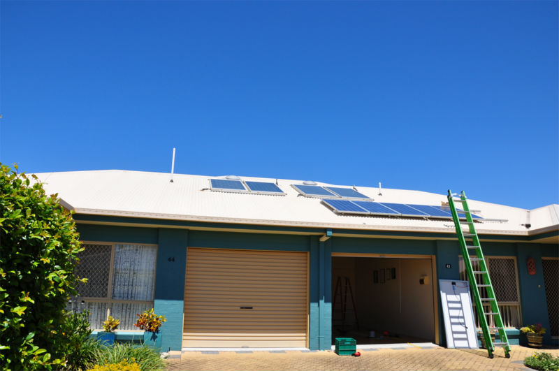 Home / Office Use Green Energy Power System with 5 KW Solar Panels / Off-grid 5KW Alternative Energy Power System