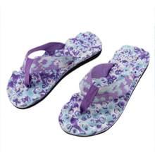 Mnycxen/женские шлепанцы; Летние вьетнамки с узором; домашние и уличные сланцы; zapatos mujer z80(Китай)