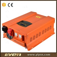converter voltages 3KW pure sine wave inverter with solar charger solar panels for home