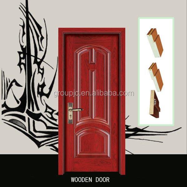 Fabricant pas cher en bois d\'entrée peau porte intérieure mdf-Portes ...