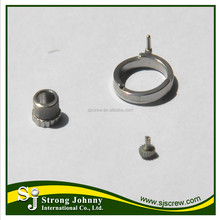 Stainless steel elastic chair fastener