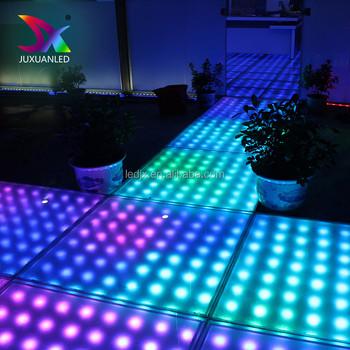 Good Material Led Dance Floor Mat For Disco Wedding Night