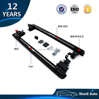 Power Running Board For ISUZU DMAX D-MAX 2013-2017 2018 Electric Side step Automatic step Pedal 4X4 accessories