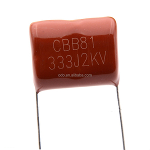 CBB81 // General use high voltage capacitor 2000v 333j DC capacitor high frequency filter circuit