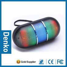 Denko rubber painting s10 bluetooth speaker for wholesaler