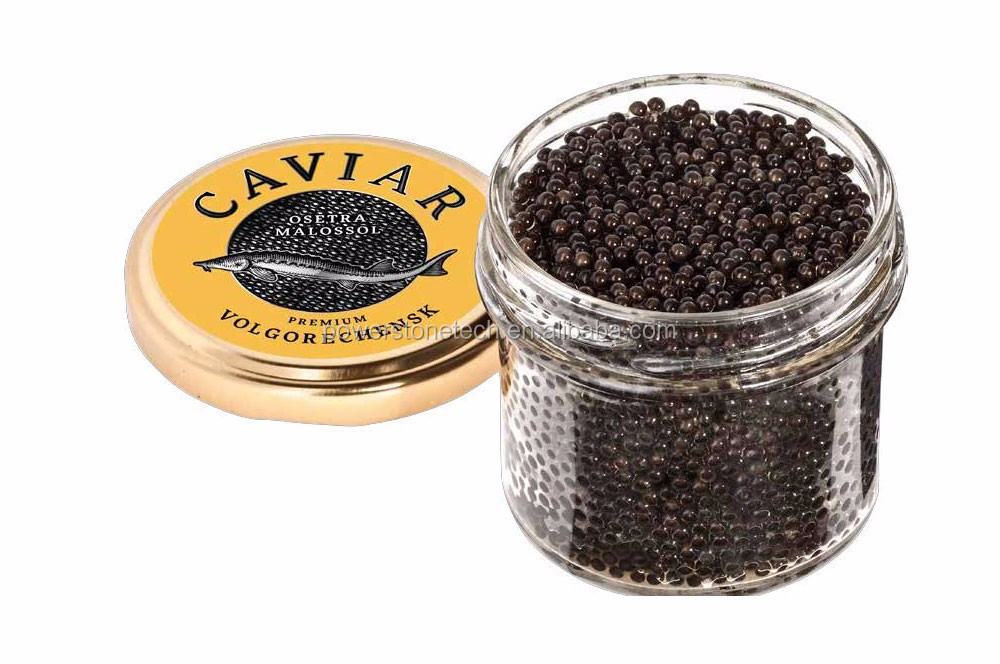Caviar from Siberian Sturgeon aged 8-10 years old