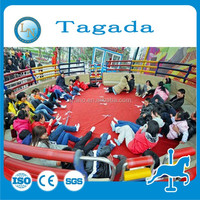indoor child entertain manufacturer! fairground rides disco tagada