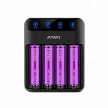 <span class=keywords><strong>태양</strong></span>열 Fast 무선 2A Charging 3.7 V Batteries 차져 Efest 싱그러운 Q4 Led 표시기 지능형 Charger