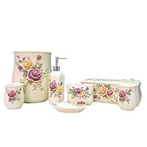 SBWYLT-Recommend adding resin seven-piece bath-bathroom suites bathroom wholesale bathroom toiletries gift set