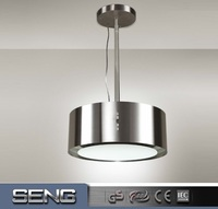 New Personalized Excellent Quality decorative round range hood with workable price
