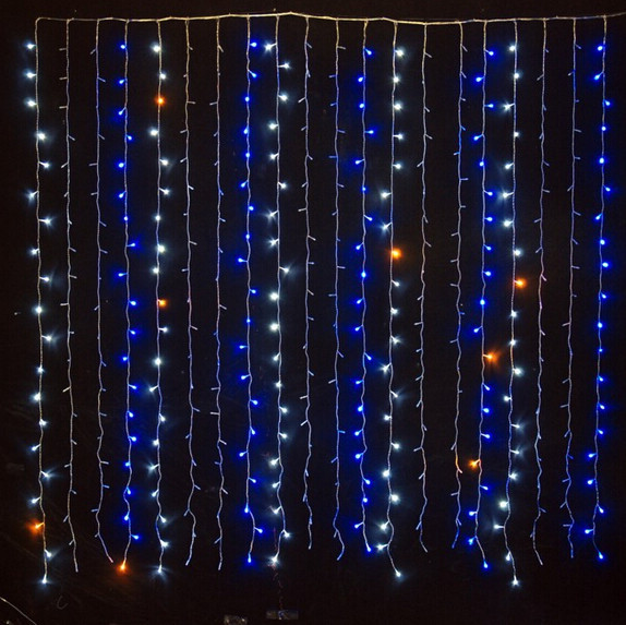 Led Light Curtain - Home Design Ideas and Pictures