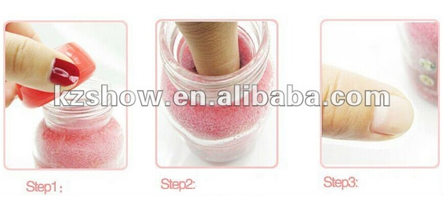 Make Your Own Logo Nail Polish Remover With Sponge Alcohol Free