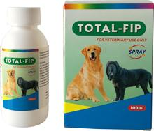 fipronil spray 0.25% for dog cat medicine