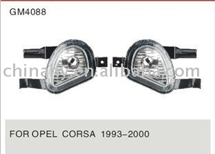 HZONE AUTO FOG LAMP FOR OPEL CORSA 1993-2000 WITH DOT CERTIFICATION