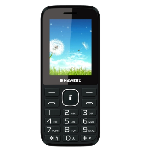 Wholesale cheap super big speaker Haweel X1 Mobile Phone elder mobile phone