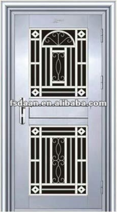 Steel Door Designs front entry door glass with steel frame Stainless Steel Door With Grill Design Buy Stainless Steel Magnetic Door Catchiron Grill Door Designs Product On Alibabacom