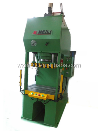 C Frame Mechanical Power Press, Eccentric Press machine