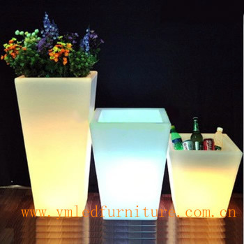 Led Flower Vase LightLed Light Flower PotArtificial Flowers With Led Lights : flower light vase - startupinsights.org