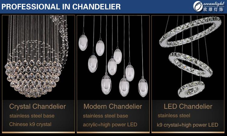 Four Column Crystal Ceiling Lights,Lighting Modern Garden Lights ...