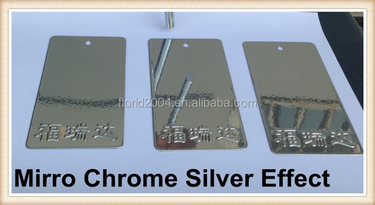 high quality chrome effect powder <strong>coating</strong>