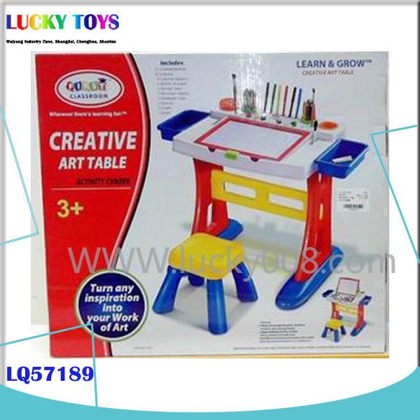 Nueva Tabla Del Cabrito Productos Dibujo Escritorio Machine Niños DIY  Educación Juguetes Para Niños Pintura Aprendizaje