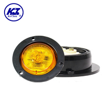 24V trailer round light led side lamp for easy installation for sale