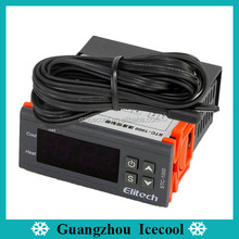 Heat-resistant AC110V/220V STC-1000 microcomputer digital temperature controller for Aquarium seafood water chiller