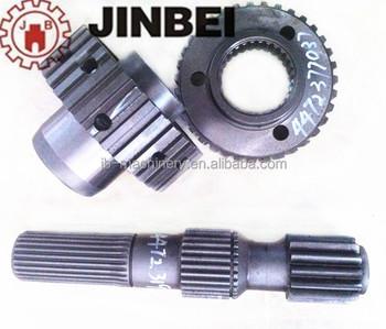 Zf Wheel Excavator Parts,Sun Gear 4472 373 190 For Front Axle ...