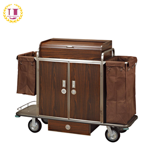 Hotel Equipment Room Service Trolley