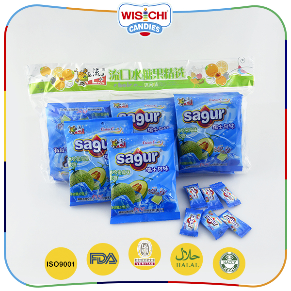 Delicious sweet kids snack confectionery brand milk candy