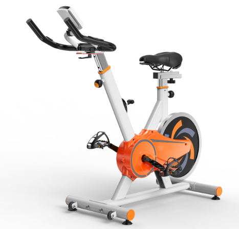 fitness equipment AMA-611 orange spin bike for commercial gym