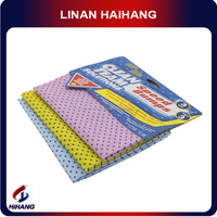 22mesh soft nonwoven cleaning products raw material