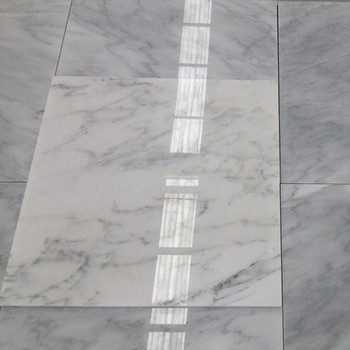 Wholesale Swan Grey Marble 457x457x10mm Blue Bathroom Floor Tiles