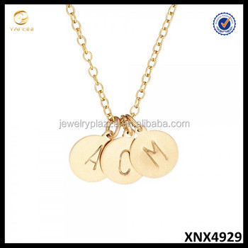New design initial jewelry wholesale 925 sterling silver disc new design initial jewelry wholesale 925 sterling silver disc pendant necklace mozeypictures Image collections