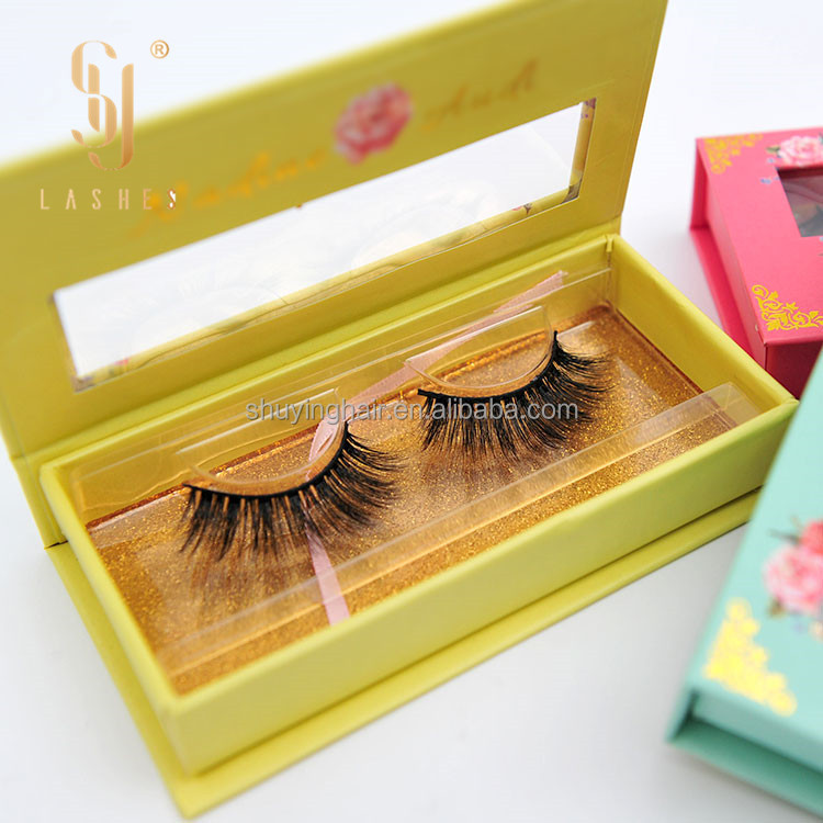 Wholesale Korea 3d Silk Blink Lashes With Private Package Buy