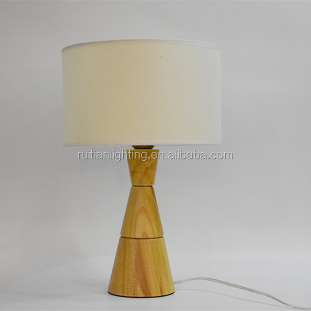 Modern Wooden Table Lamp For Bedroom - Buy Bedside Lamps,Bedside Table  Lamps,Modern Table Lamps Product on Alibaba.com