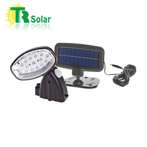 Solar Flood Lights 1W Solar Panel LED Lamps PIR Portable