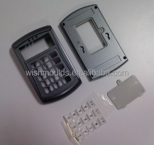 Door viewer security camera monitor shells Plastic Injection Mould