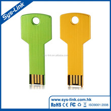 Made in china 2.0 metal download usb flash memory driver