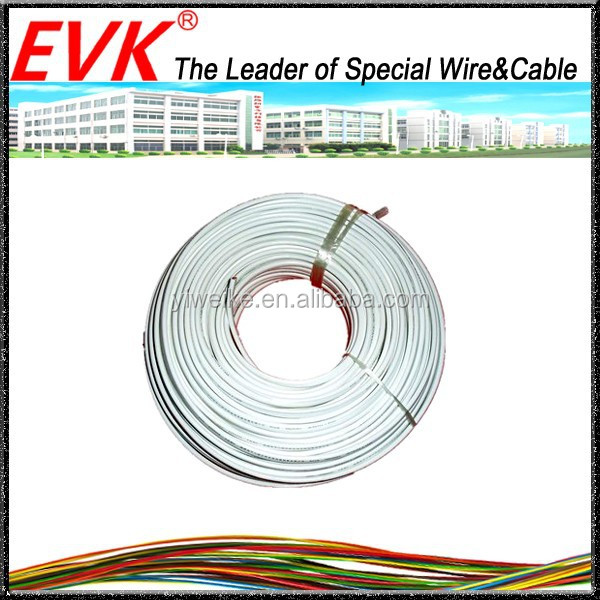 Teflon Insulation Heat Resistant Cable Wire UL1330 8AWG