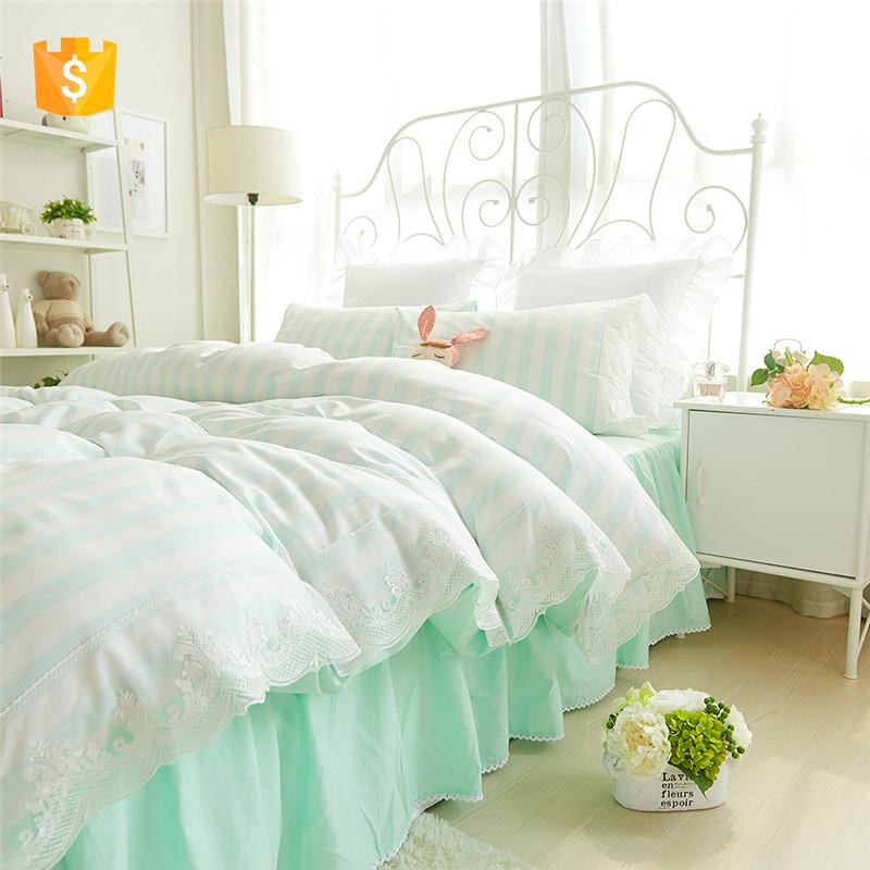 grossiste parure de lit dentelle acheter les meilleurs parure de lit dentelle lots de la chine. Black Bedroom Furniture Sets. Home Design Ideas