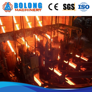 High Heating Speed Continuous Casting Machine Steel Billet Rolling Machine