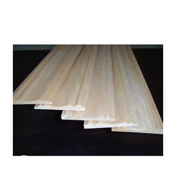 Customized Baseboard Wooden Crown Molding Manufacturer