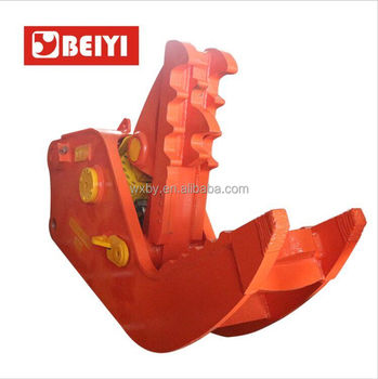 360 Rotate Demolition Crusher Demolition Concrete Pulverizer and hydraulic concrete pulverizer for sale