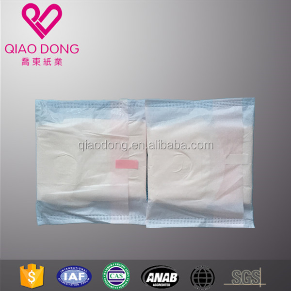 wholesale Disposable sanitary pads/ sanitary napkins manufacturering in Quanzhou