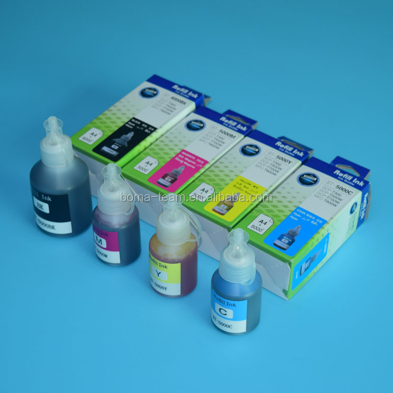 Printer ink For Brother LC123 Bottle of ink For Brother MFC-J4510DW