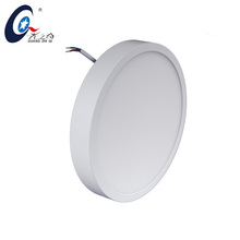 Factory Price 6W 12W 18W Cob Surface Round Led Panel Light