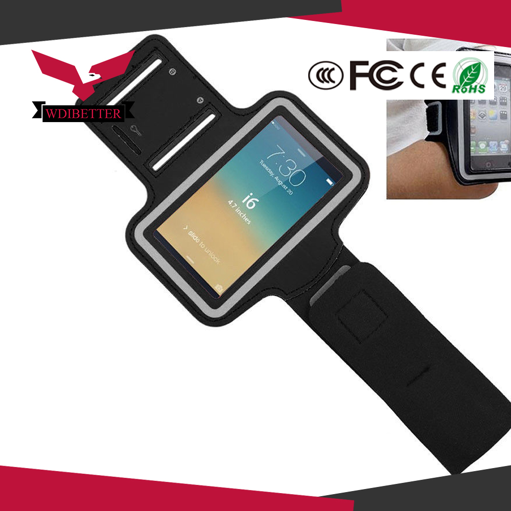 Wholesale-For Samsung Galaxy S3 Sports Running Gym Phone Holder Arm Band Armband Case