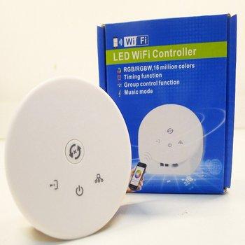 Dc 12-24v Ufo Rgb/rgbw Wifi Led Controller For Ios And Android - Buy Wifi  Ufo Controller,Ufo Led Controller,Ufo Rgbw Wifi Controller Product on