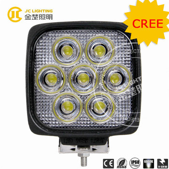 2016 cree led work light 35w, square led work lights motorcycle headlight